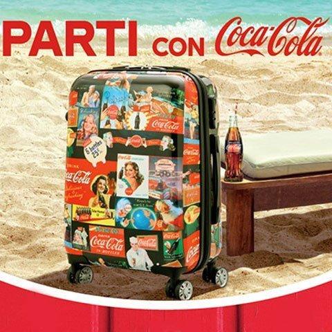 Coca Cola trolley