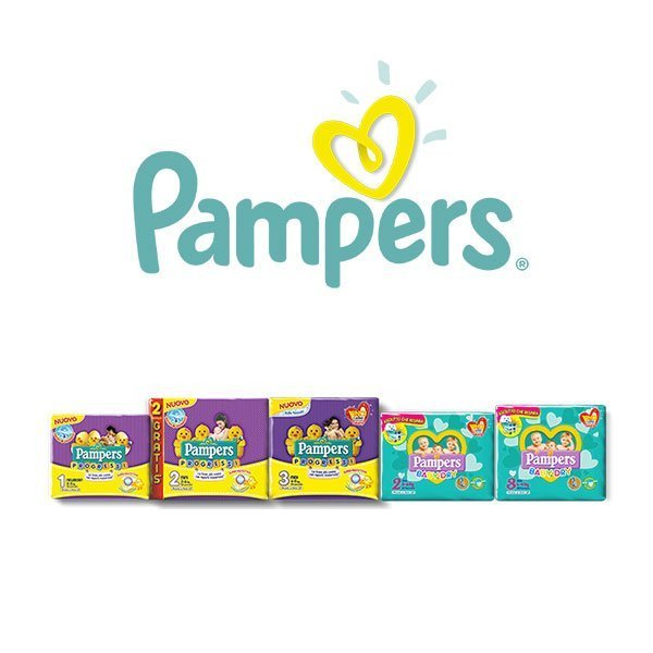 Pampers fornitura annuale